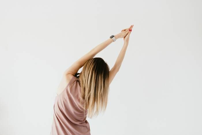cara mengecilkan lengan tangan