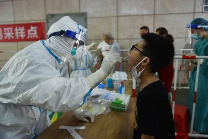 Kota Nanjing luncurkan tes Covid-19 putaran keempat