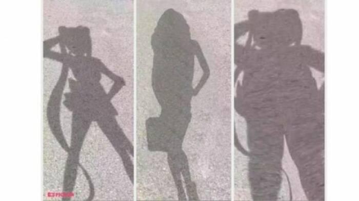 Tes kepribadian bayangan.