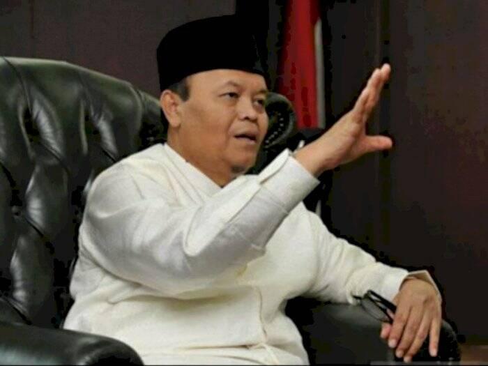 Wakil Ketua MPR RI Hidayat Nur Wahid. (ANTARA)
